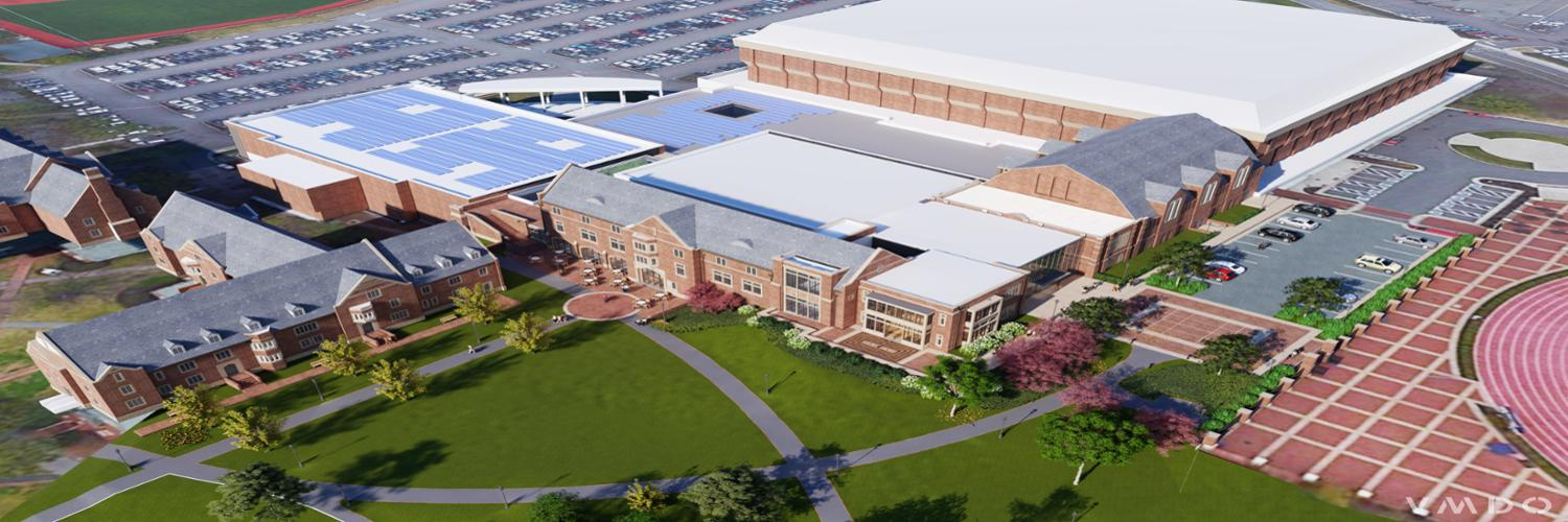 Well-Being Center, Queally Athletic Center, and Millhiser Gym Renovation
