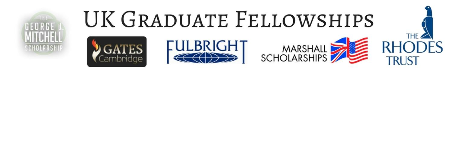 Graduate Fellowships to the United Kingdom