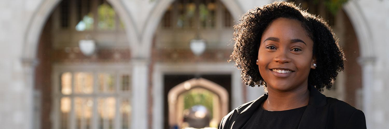 Richmond Scholar Selected as Rhodes Scholar Finalist