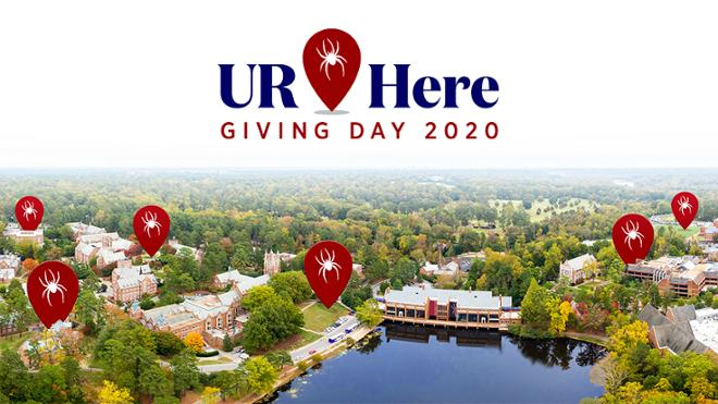 UR Here: Giving Day 2020