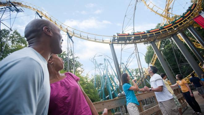Busch Gardens Employee Appreciation Day