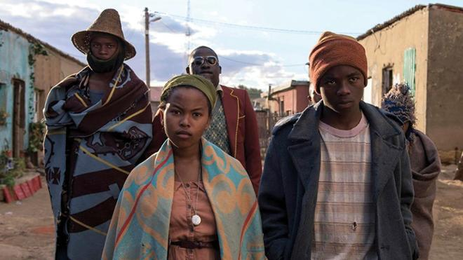 AFW: Five Fingers for Marseilles (South Africa)