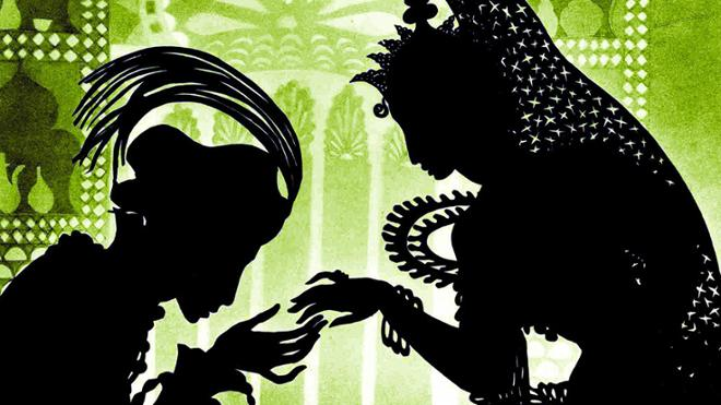 The Adventures of Prince Achmed (Germany)