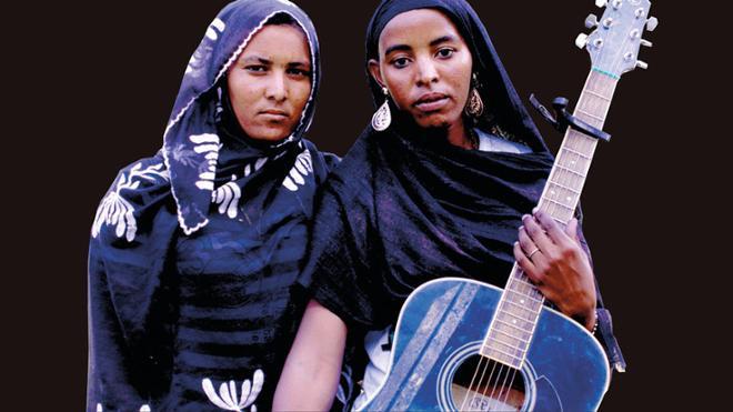 Global Music Series: Tuareg Guitar
