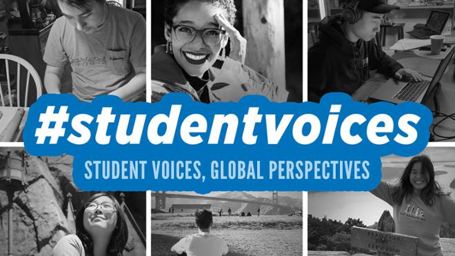 Student Voices, Global Perspectives