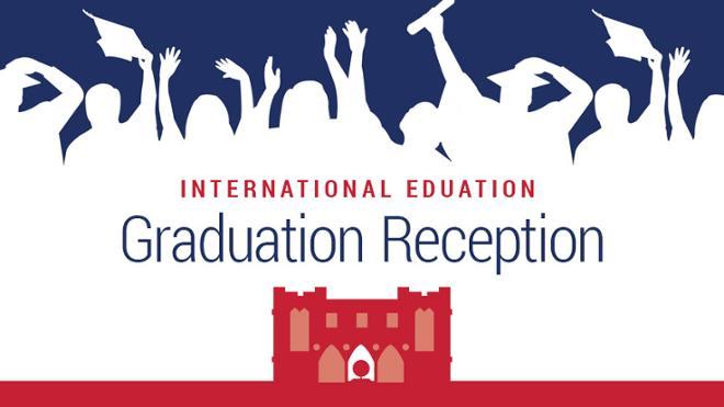 Class of '18 OIE Graduation Reception