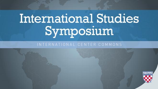 2018 International Studies Symposium