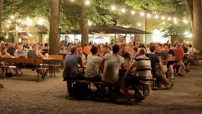 Thursday: Danish Beer Garden