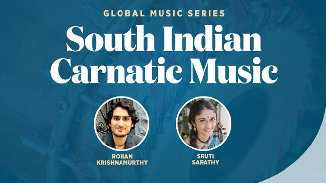 South Indian Carnatic Music
