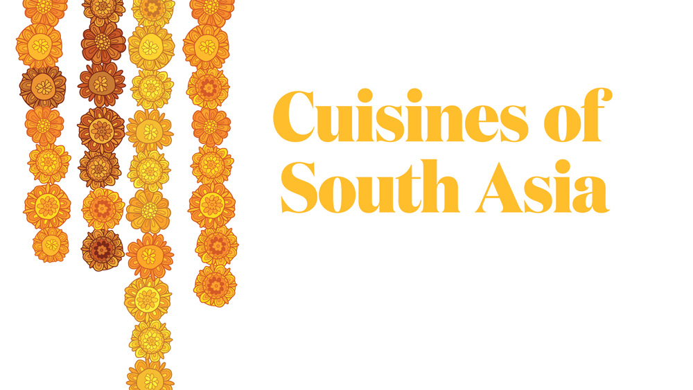 Cuisines of South Asia