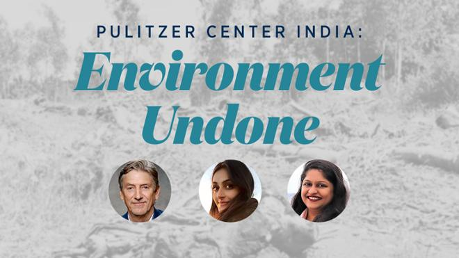 India: Environment Undone (panel discussion)