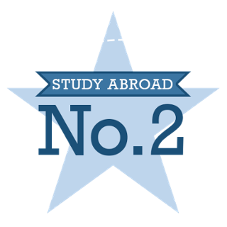 UR's National Study Abroad Ranking