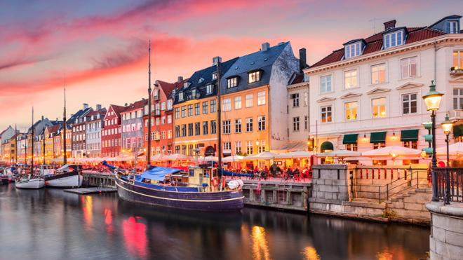 Denmark: Europe in Theory and Practice