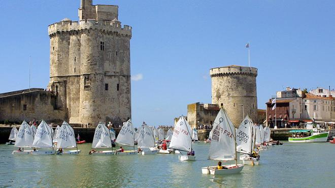France: Paris, Normandy, La Rochelle