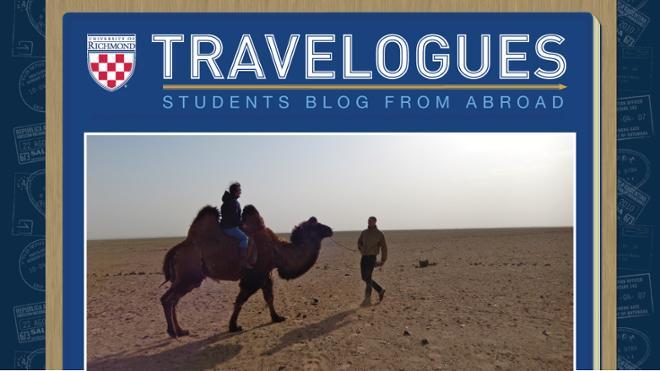 UR Study Abroad Blog