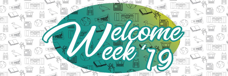 Welcome Week 2019