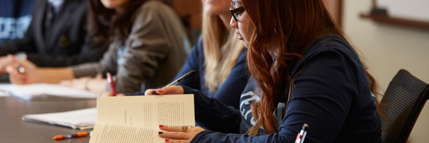 Encouraging students to lead lives of consequence