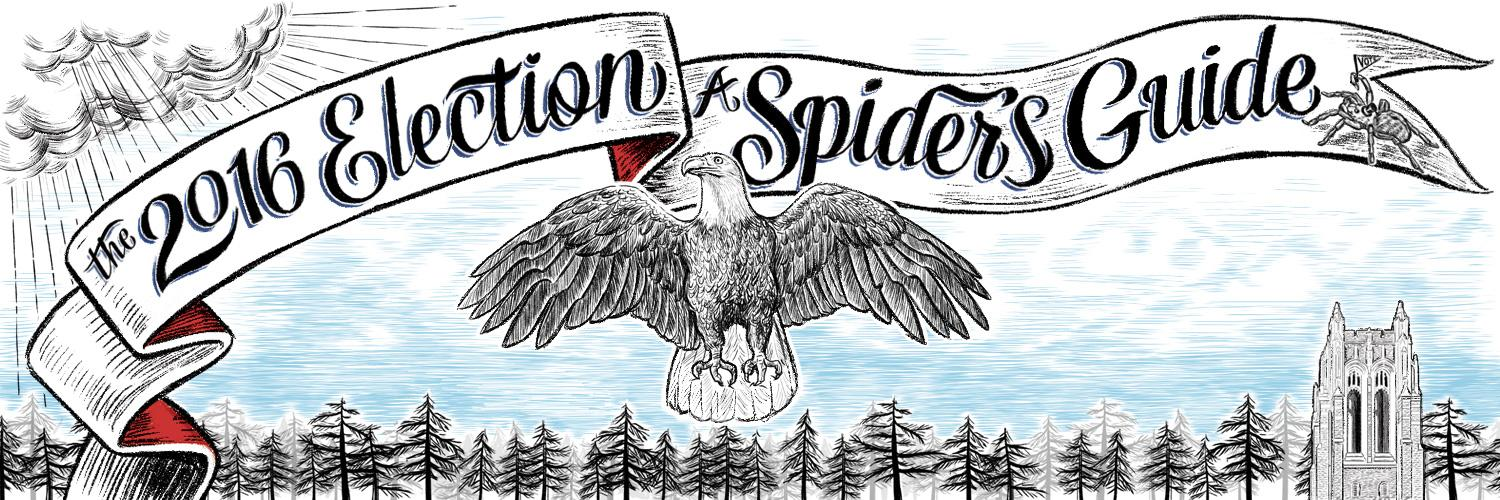 The 2016 election: A Spider's guide