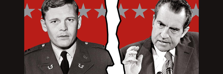 Capt. Daniel vs. the President