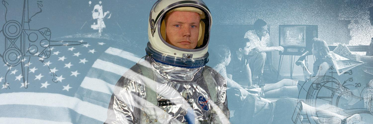 Neil Armstrong and the America that might have been