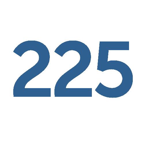 225 First-Year Seminars created since 2009