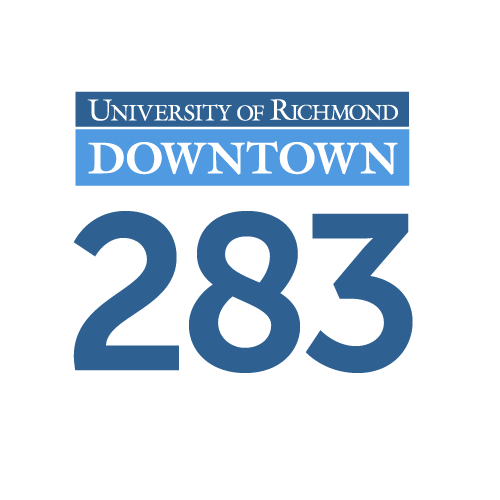 283 University- and community-sponsored events hosted at UR Downtown in 2013–14
