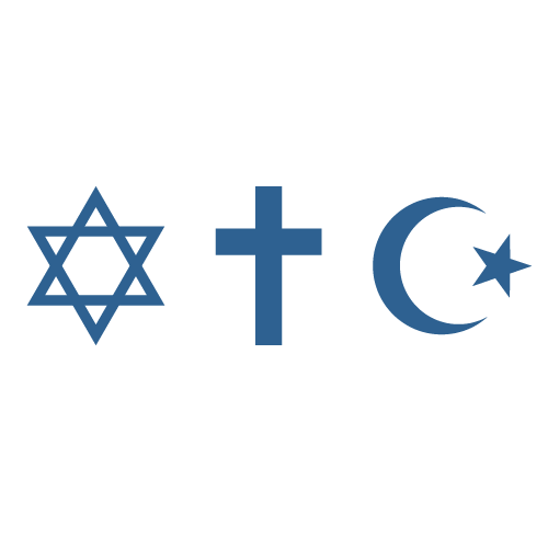 3 dedicated staff positions to support Jewish, Catholic, and Muslim students