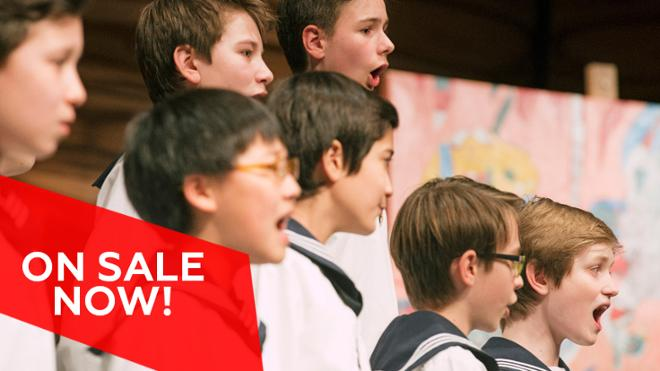 Vienna Boys Choir Christmas.Performances And Events Modlin Center For The Arts