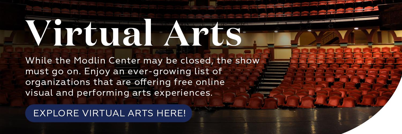 Modlin Center for the Arts Virtual Arts