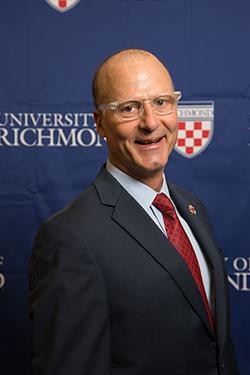 Provost Jeffrey Legro