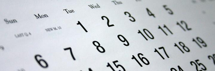 Academic Calendar Registrars Office University of Richmond – Photo Calendar