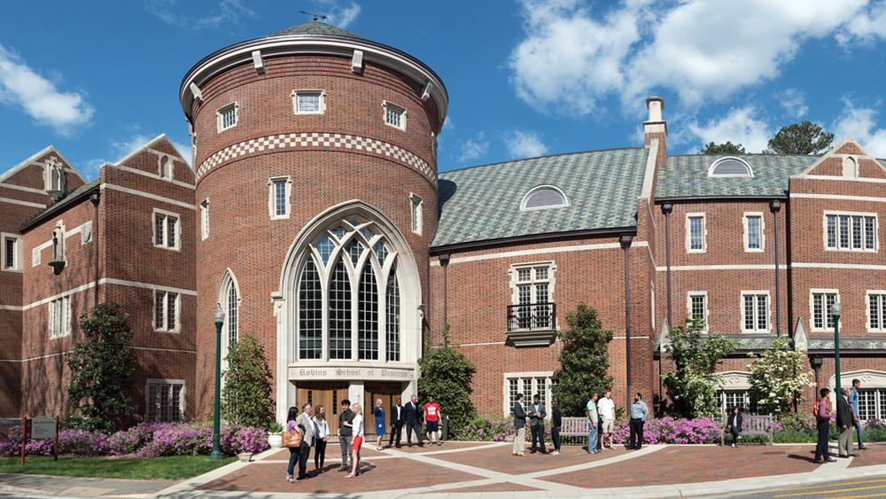 University of Richmond's Robins School of Business part-time MBA program  climbs in U.S. News & World-Report's rankings - news - University of  Richmond