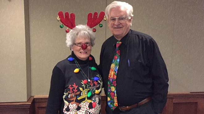 Osher Members Prepped for Christmas Music