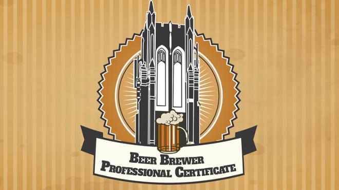 Beer Brewer Professional Certificate