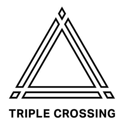 Triple Crossing logo