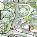 Illustration of permaculture design