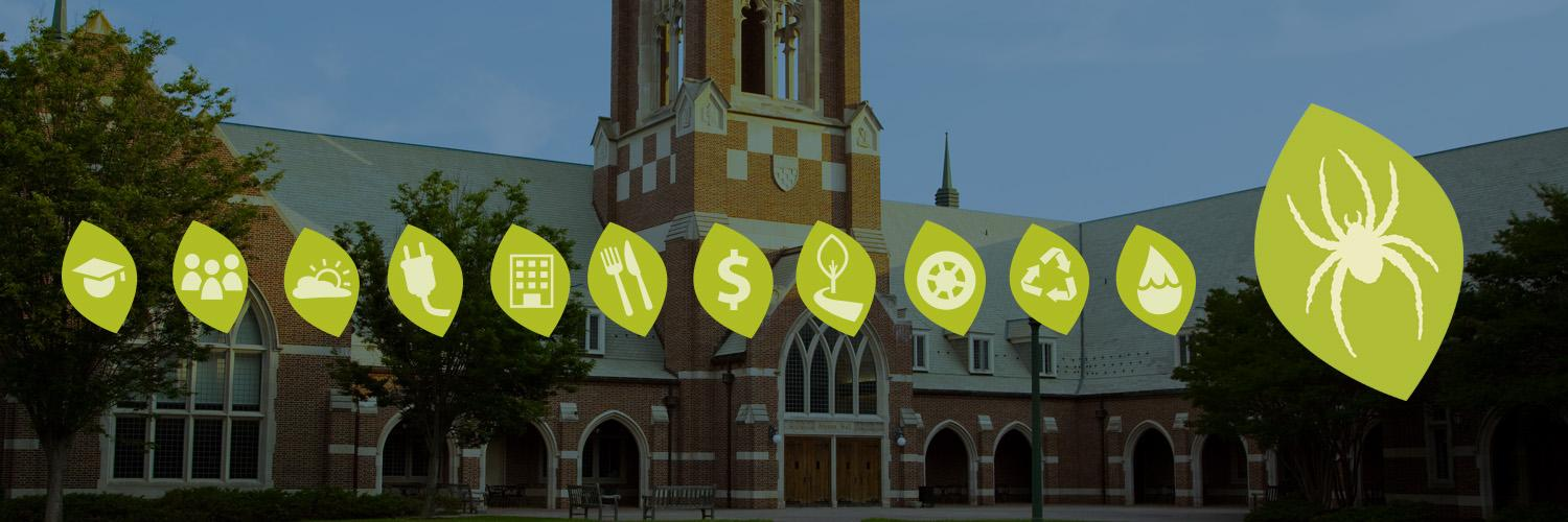 Learn about Sustainability on Campus