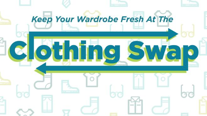 Come to the Clothing Swap