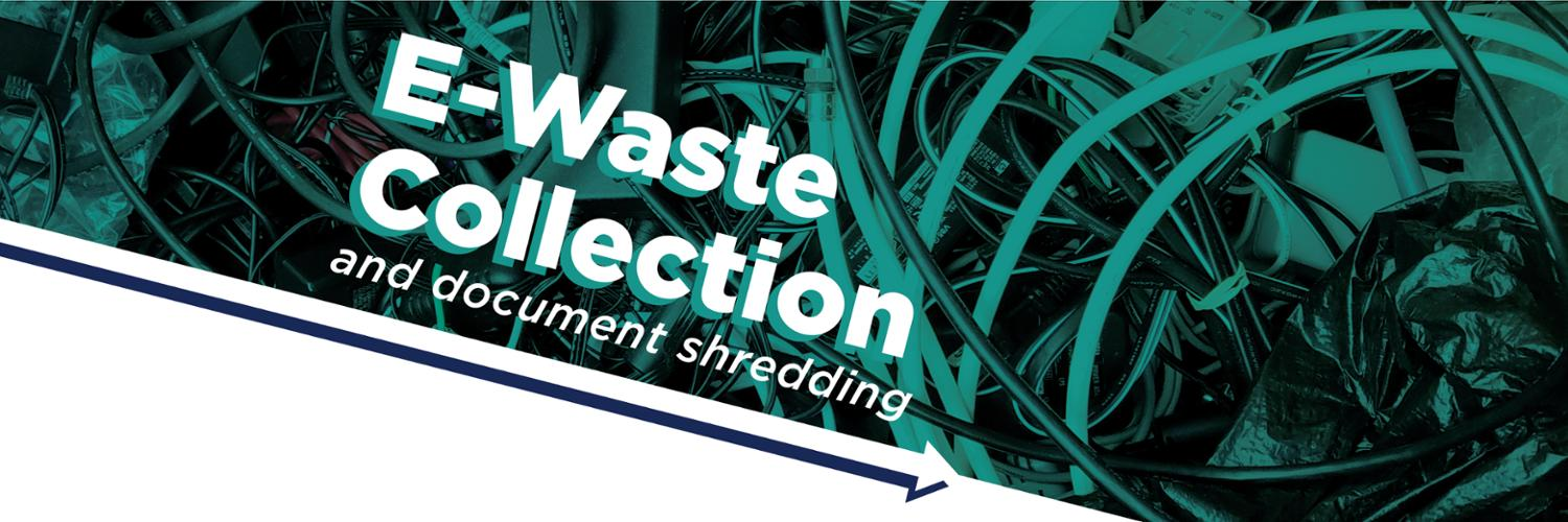 E-Waste Collection: March 20