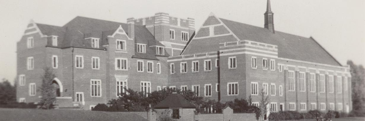 History Of The University Richmond Architecture