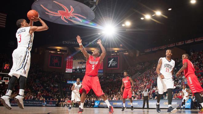 Spider Basketball vs. Longwood