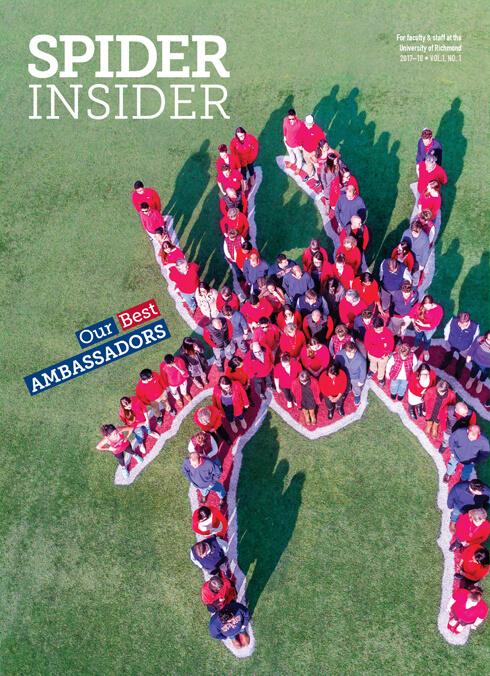 Spider Insider: Fall 2017