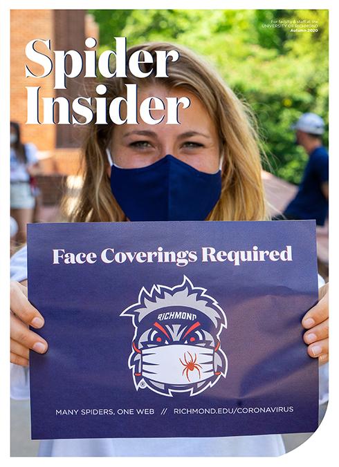 Spider Insider: Fall 2020