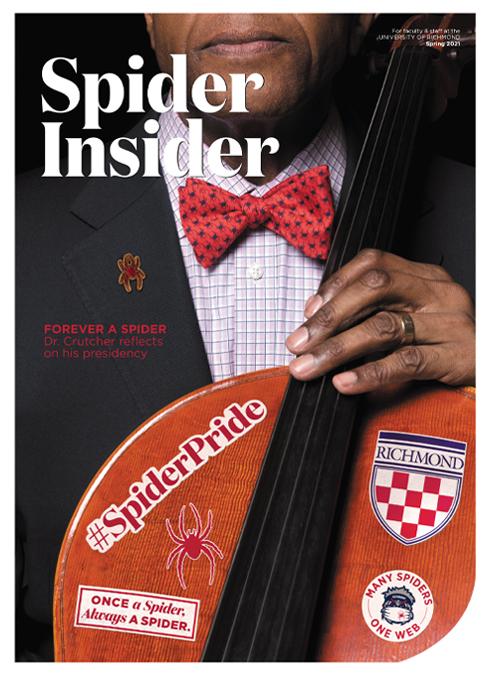 Spider Insider: Spring 2021