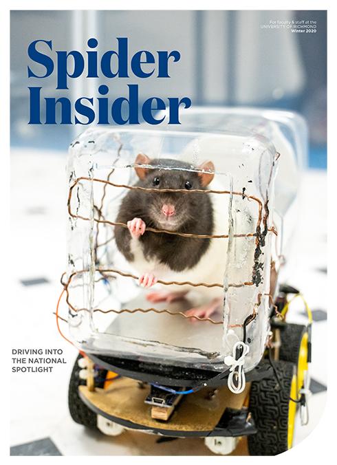 Spider Insider: Winter 2020