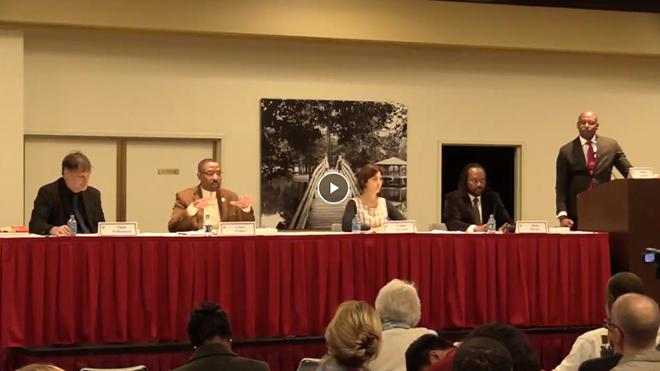 Watch: 2018 Symposium Panel Discussion
